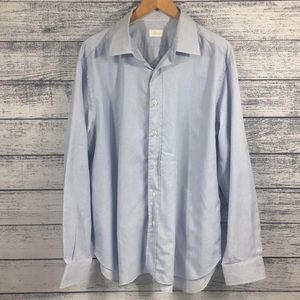 Brioni 🇮🇹 100 % Cotton Dress Shirt